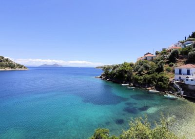 Ithaca | Ithaca's Poem, summer holiday accommodation in the Ionian Sea island of Ithaca, Greece, home of Homer's Ulysses