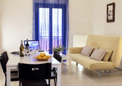Blue Maisonette | Ithaca's Poem, summer holiday accommodation in the Ionian Sea island of Ithaca, Greece, home of Homer's Ulysses