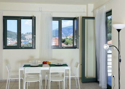 Apartment Grey | Ithaca's Poem, summer holiday accommodation in the Ionian Sea island of Ithaca, Greece, home of Homer's Ulysses